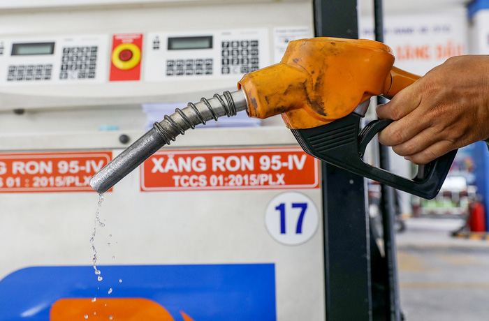 Từ 15h ngày 25/9, giá xăng dầu đồng loạt tăng hơn 500 đồng/lít - Ảnh 1.