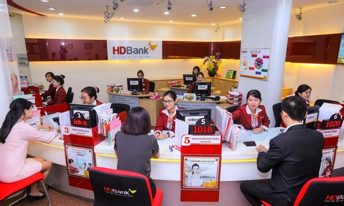 HDBank vào Top thương hiệu tài chính dẫn đầu Việt Nam - Ảnh 1.