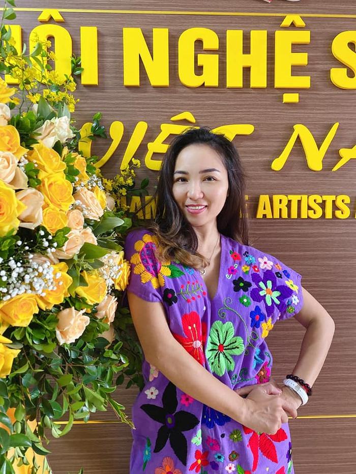 Biên đạo múa Tuyết Minh là Phó Chủ tịch Hội Nghệ sĩ Múa Việt Nam
