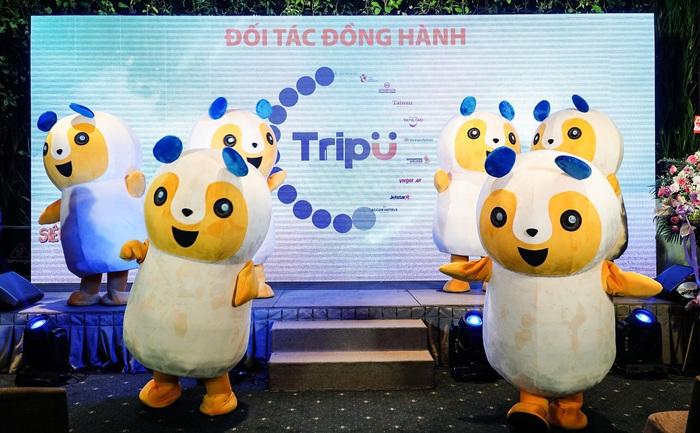 Chíp Ú - Nhân vật sẽ đồng hành cùng người dùng trong suốt hành trình trải nghiệm TripU
