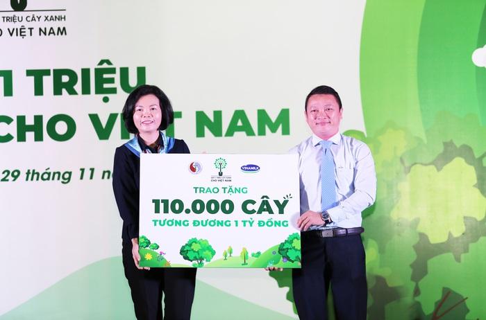Vinamilk góp phần nâng cao nhận thức bảo vệ môi trường tại Bình Định - Ảnh 1.