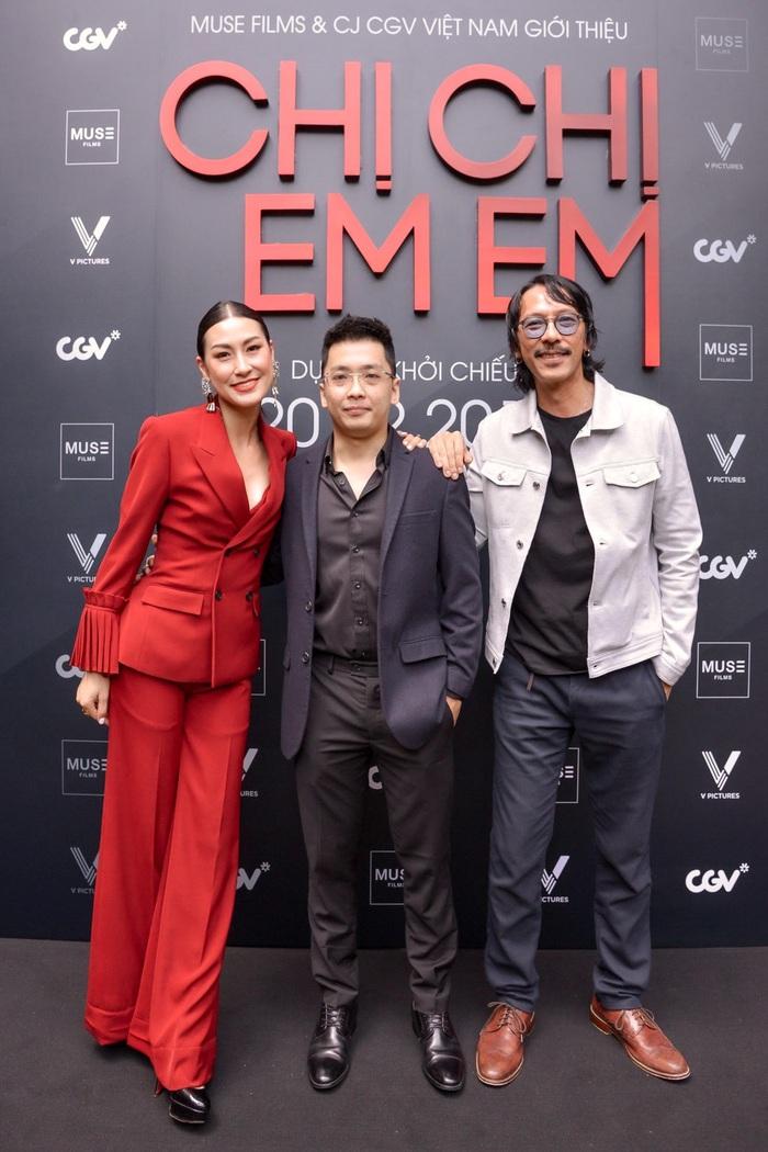Nhà sản xuất Will Vũ: Nữ đạo diễn Kathy Uyên đã 'bùng nổ' với bộ phim  - Ảnh 1.