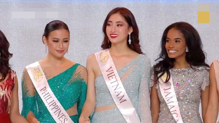 Các fan tiếc nuối khi Lương Thùy Linh dừng chân ở Top 12 Hoa hậu Thế giới 2019 - Ảnh 3.