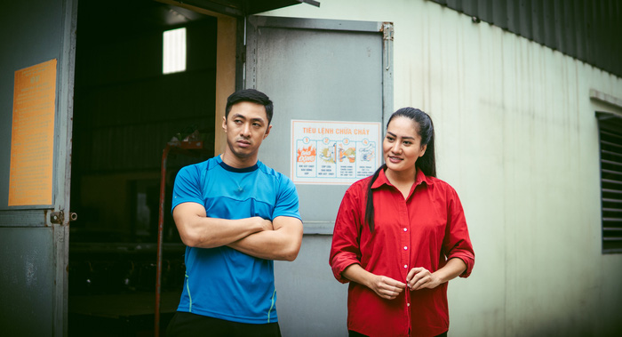 """Sau loạt vai """"ác nữ"""", diễn viên Minh Cúc bất ngờ thành… người tốt - Ảnh 3."""