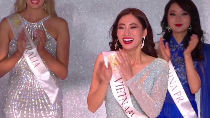 Người đẹp da màu Jamaica đăng quang Hoa hậu Thế giới 2019 - Ảnh 3.