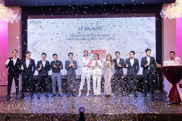 Siêu mẫu Võ Hoàng Yến ra mắt sản phẩm tái sinh thương hiệu Oskin  - Ảnh 1.