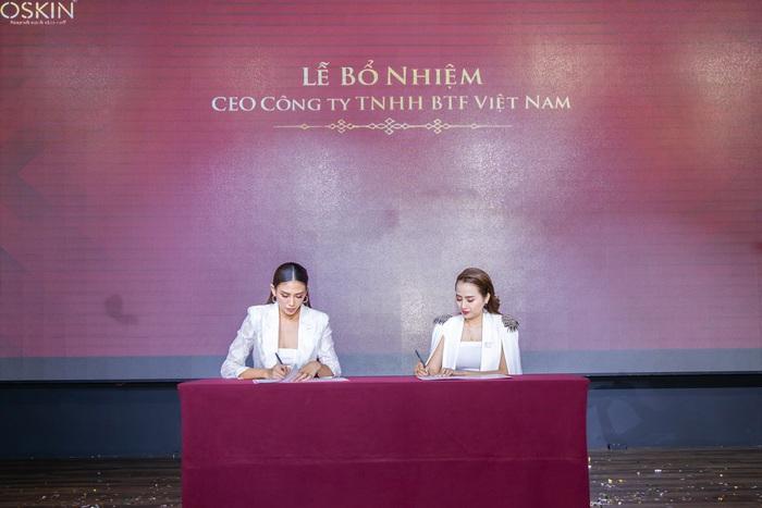Siêu mẫu Võ Hoàng Yến ra mắt sản phẩm tái sinh thương hiệu Oskin  - Ảnh 2.