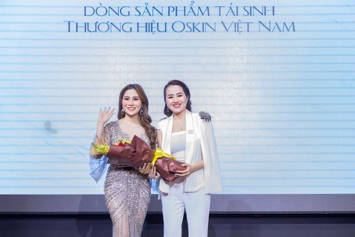 Siêu mẫu Võ Hoàng Yến ra mắt sản phẩm tái sinh thương hiệu Oskin  - Ảnh 5.