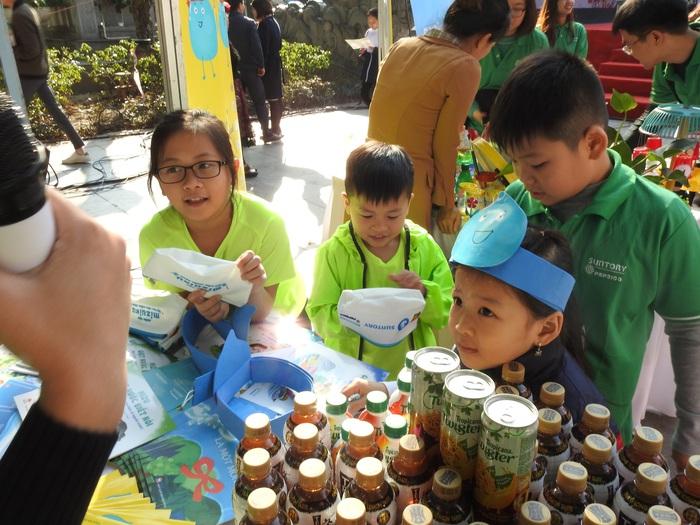 PepsiCo Việt Nam lan tỏa thông điệp bảo vệ môi trường tại Chương trình Mottainai - Ảnh 4.