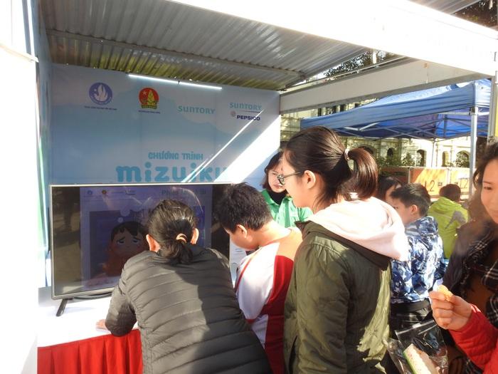 PepsiCo Việt Nam lan tỏa thông điệp bảo vệ môi trường tại Chương trình Mottainai - Ảnh 5.