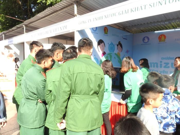 PepsiCo Việt Nam lan tỏa thông điệp bảo vệ môi trường tại Chương trình Mottainai - Ảnh 6.
