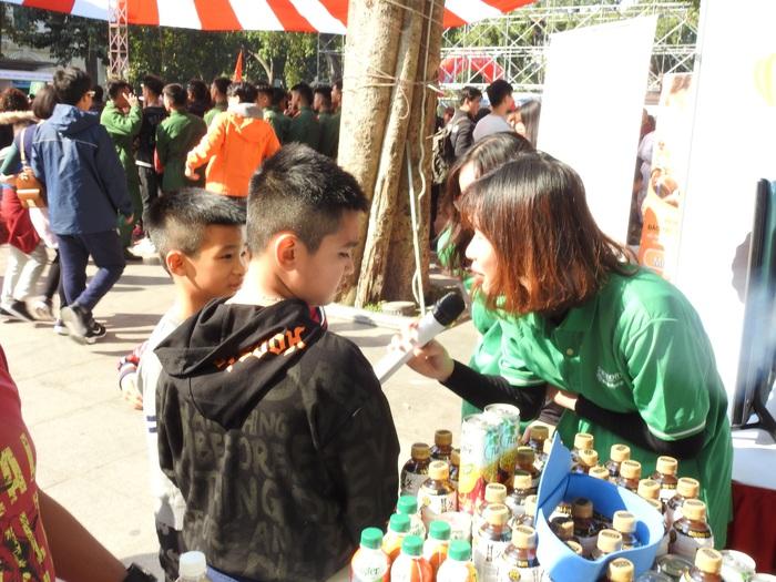 PepsiCo Việt Nam lan tỏa thông điệp bảo vệ môi trường tại Chương trình Mottainai - Ảnh 7.