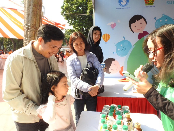 PepsiCo Việt Nam lan tỏa thông điệp bảo vệ môi trường tại Chương trình Mottainai - Ảnh 8.
