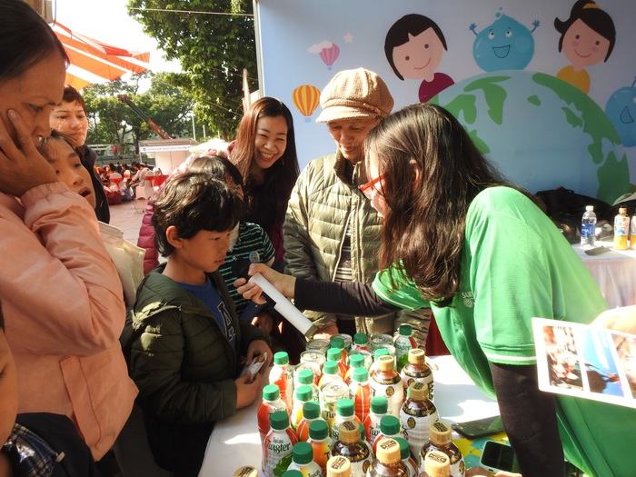 PepsiCo Việt Nam lan tỏa thông điệp bảo vệ môi trường tại Chương trình Mottainai - Ảnh 9.
