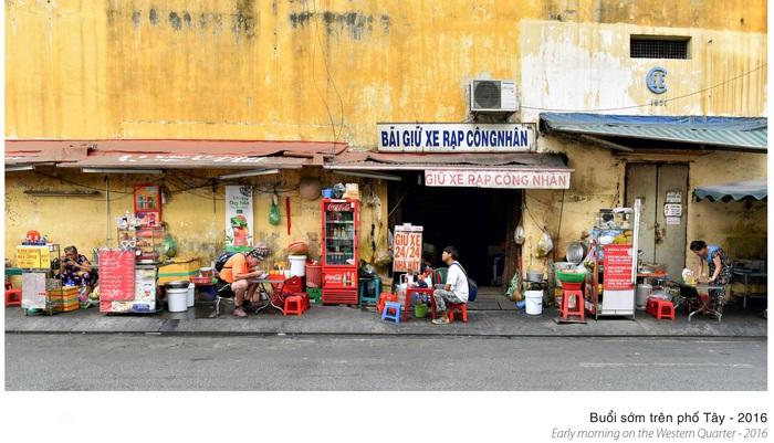 Nhịp sống Sài Gòn dưới góc máy Trần Thế Phong - Ảnh 2.