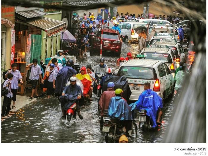 Nhịp sống Sài Gòn dưới góc máy Trần Thế Phong - Ảnh 4.
