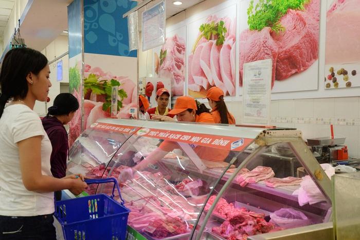 Saigon Co.op đảm bảo đủ thịt heo, giá không tăng trong dịp Tết - Ảnh 1.
