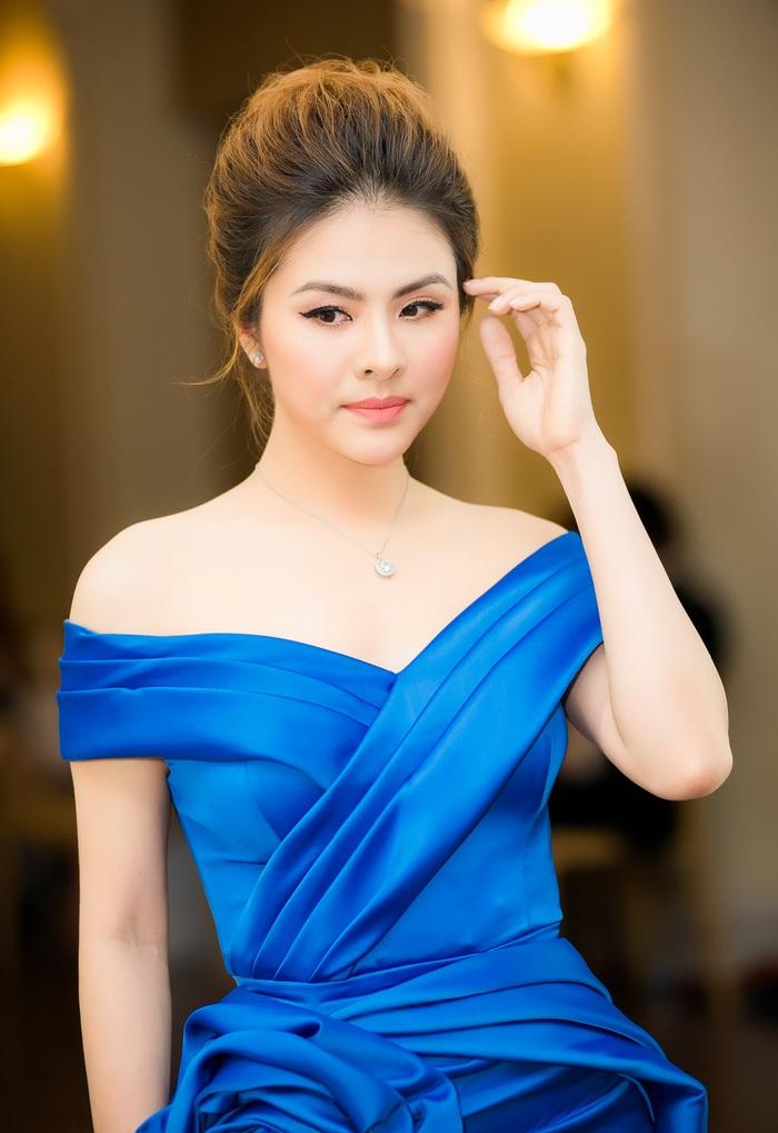 Diễn viên Vân Trang: Tôi có điểm tựa tuyệt vời để theo đuổi đam mê mà vẫn chu toàn gia đình  - Ảnh 1.