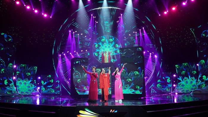 """Hồng Nhung cùng dàn sao hát """"đổ bộ"""" chương trình """"Chào 2020"""" - Ảnh 2."""