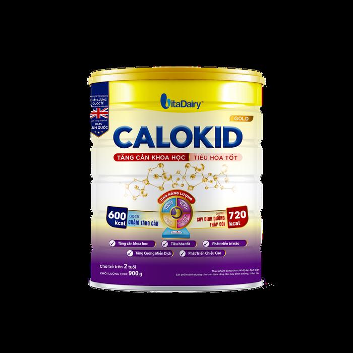 VitaDairy ra mắt sản phẩm Calokid Gold cho trẻ em - Ảnh 2.