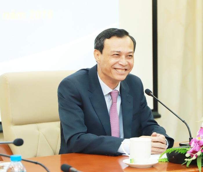 Ông Lương Thanh Nghị, Phó Chủ nhiệm Ủy ban Nhà nước về Người Việt Nam ở nước ngoài