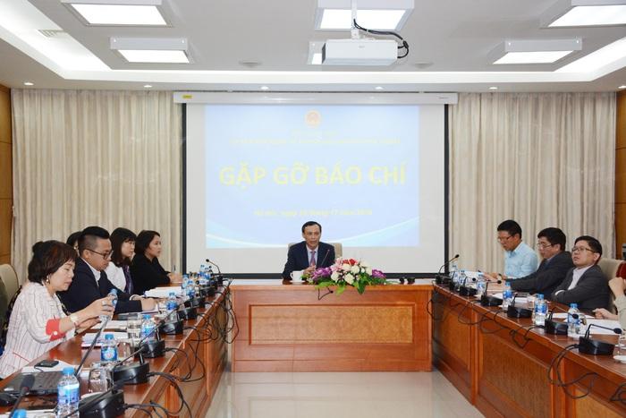 Buổi Gặp gỡ báo chí của Ủy ban Nhà nước về Người Việt Nam ở nước ngoài