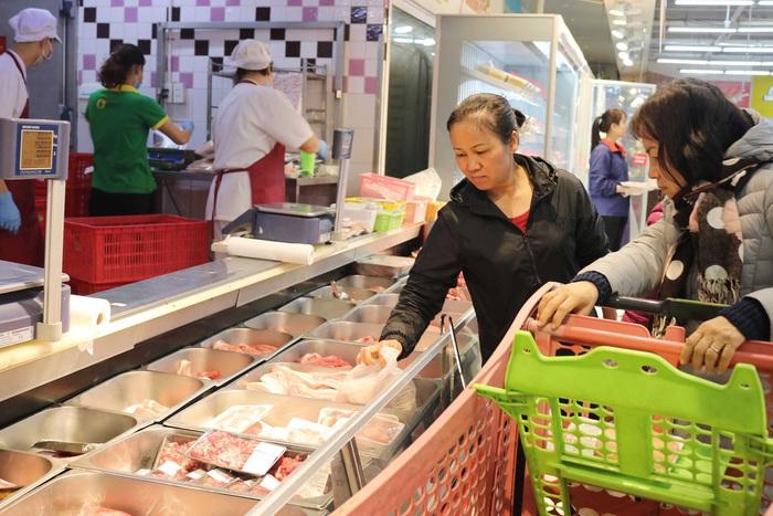 Big C, GO! cam kết bán thịt lợn với giá vốn dịp Tết Canh Tý - Ảnh 1.