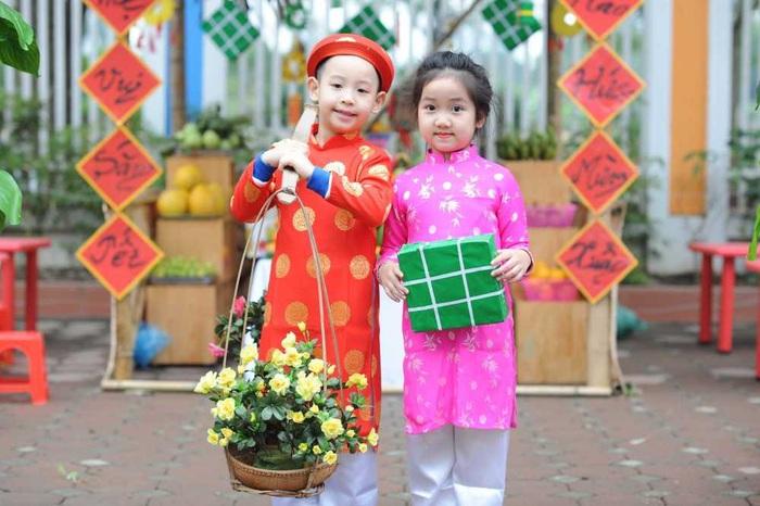 Học sinh Hà Nội được nghỉ Tết Nguyên đán 8 ngày - Ảnh 1.