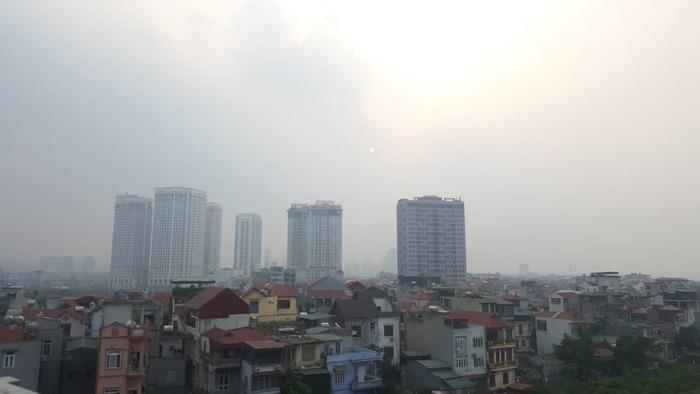 Đề xuất cho làm việc ở nhà vào ngày ô nhiễm không khí - Ảnh 1.