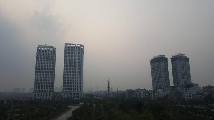 Đề xuất cho làm việc ở nhà vào ngày ô nhiễm không khí - Ảnh 2.
