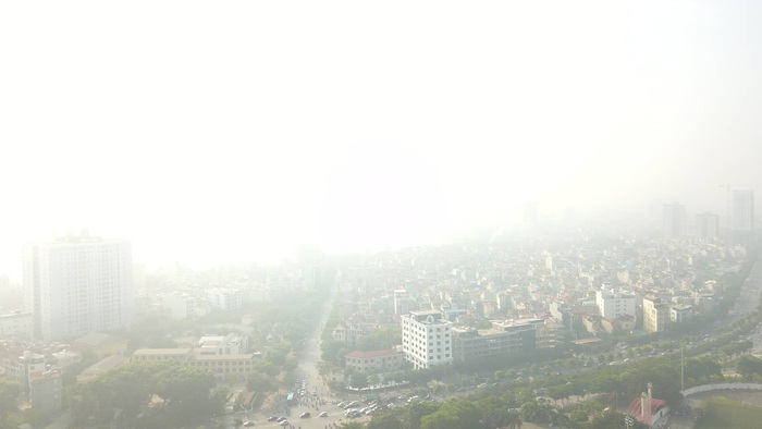 Đề xuất cho làm việc ở nhà vào ngày ô nhiễm không khí - Ảnh 3.
