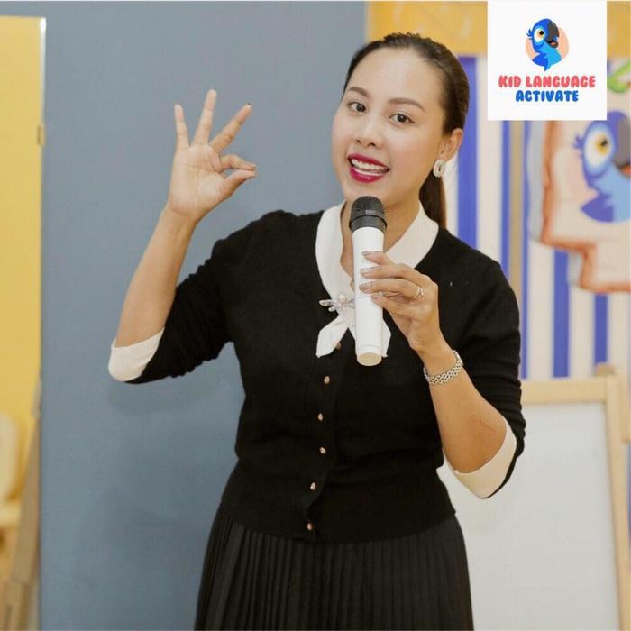 Livestream Mua tận gốc số 08 – Mc Phương Thảo khởi nghiệp lĩnh vực giáo dục, giúp trẻ 'Nói như một chuyên gia'  - Ảnh 2.