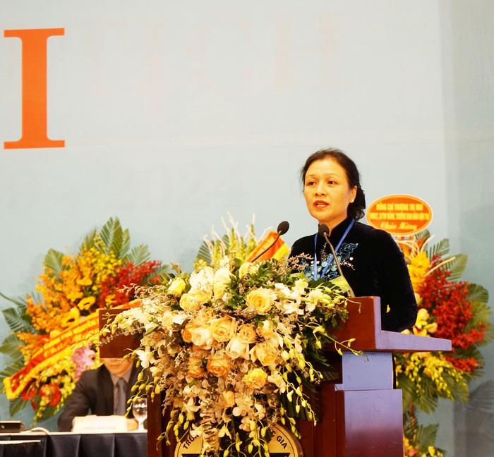 Đại sứ Nguyễn Phương Nga, Chủ tịch Liên hiệp các hữu nghị Việt Nam khóa V nhiệm kỳ 2013-2018 tiếp tục được tín nhiệm bầu làm Chủ tịch Liên hiệp các tổ chức hữu nghị Việt Nam khóa VI, nhiệm kỳ 2019-2024.