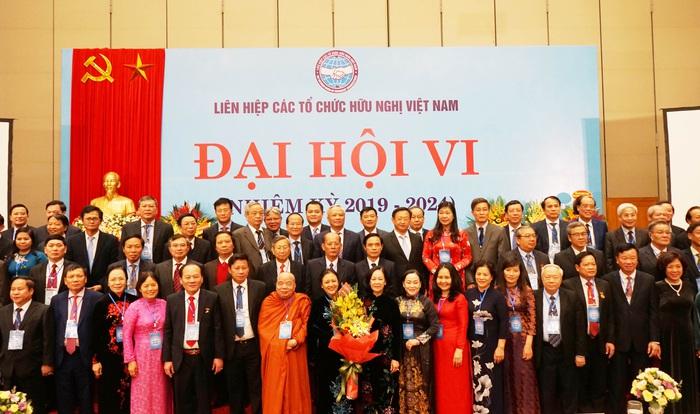 Đoàn Chủ tịch khóa VI nhiệm kỳ 2019-2024