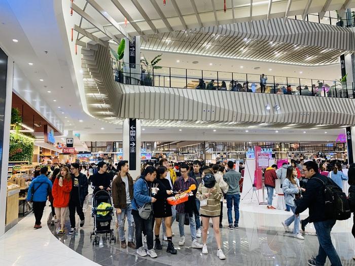 Khai trương Aeon Mall Hà Đông - Ảnh 3.