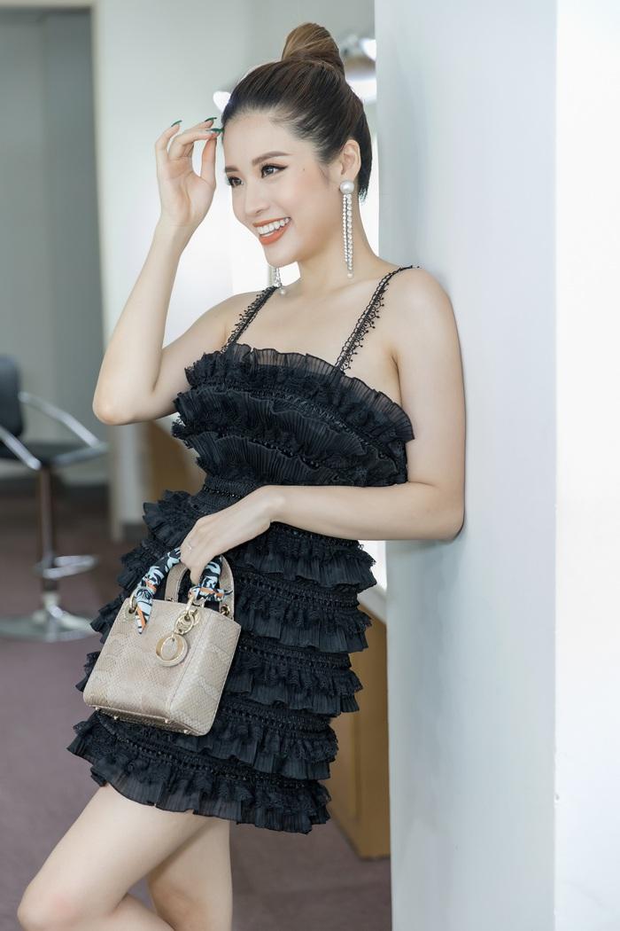 Hoa hậu Phan Hoàng Thu lần thứ 2 làm MC Ngày hội Mottainai  - Ảnh 2.
