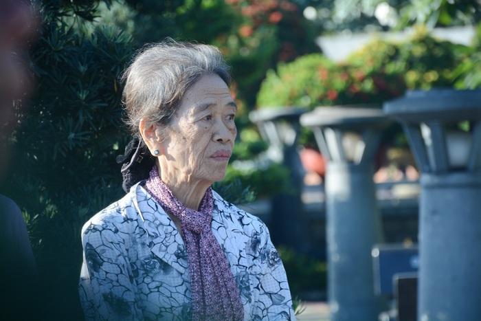 Khởi công nâng cấp phần mộ nữ tướng Nguyễn Thị Định - Ảnh 3.