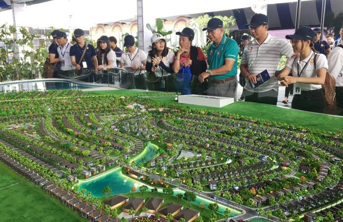 Nhiều sản phẩm BĐS và dịch vụ liên quan được giới thiệu tại Novaland Expo 2019 - Ảnh 3.