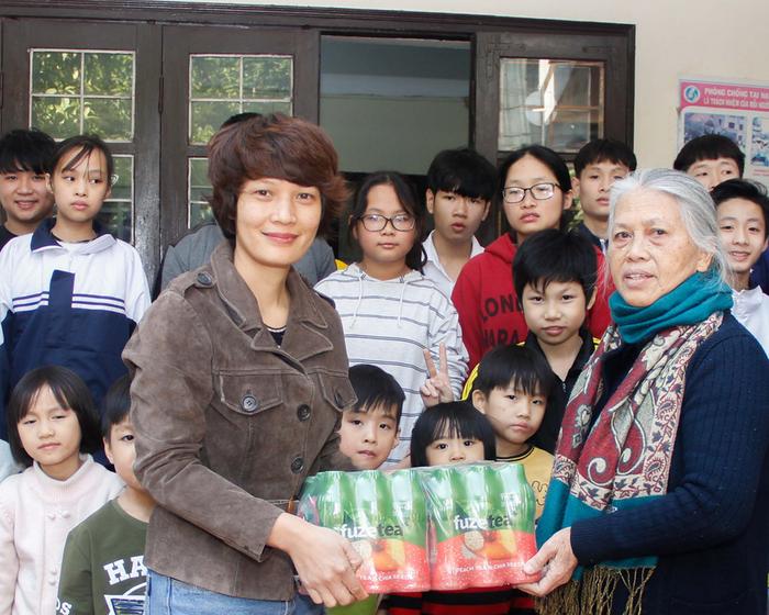 Mottainai 2019: Trao quà cho trẻ em đặc biệt khó khăn tại 2 đơn vị bảo trợ xã hội - Ảnh 1.