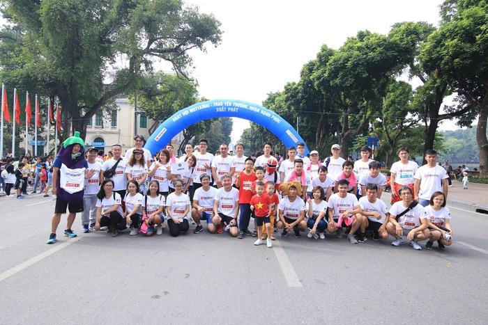 Cuộc thi chạy Mottainai Run lần thứ 2 Vì an toàn giao thông cho phụ nữ và trẻ em để gây quỹ vì trẻ em là nạn nhân TNGT, trẻ thiệt thòi thu hút hàng ngàn người tham gia