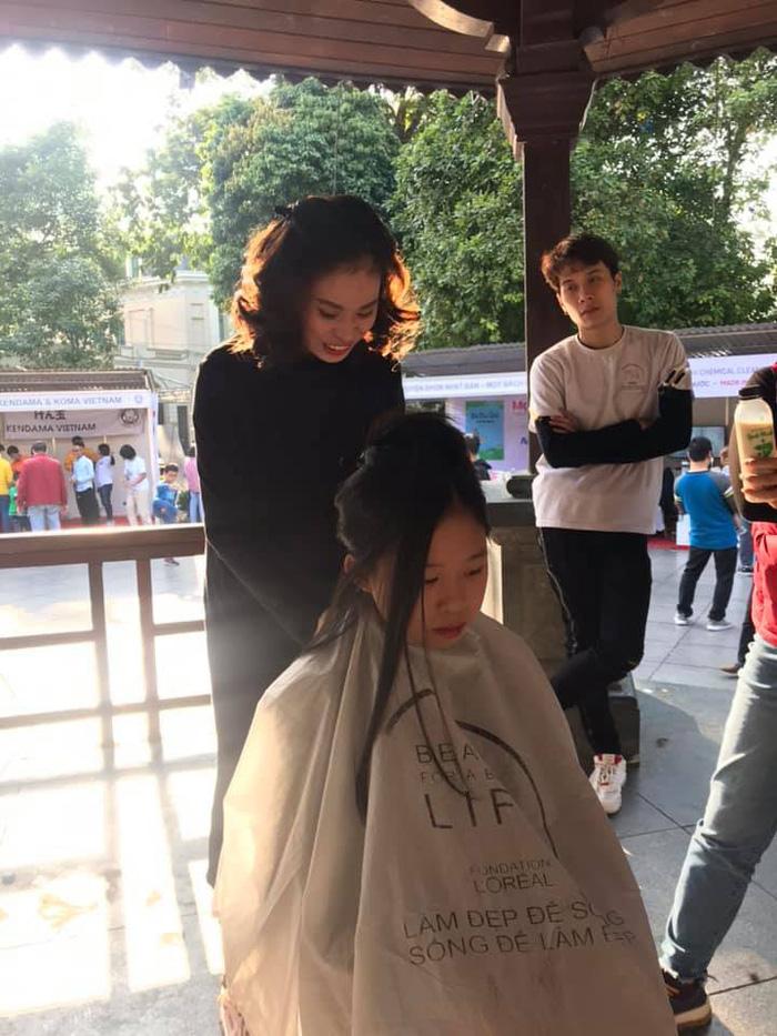 Làm đẹp ở ngày hội Mottanai cũng là ủng hộ cho trẻ thiệt thòi - Ảnh 2.