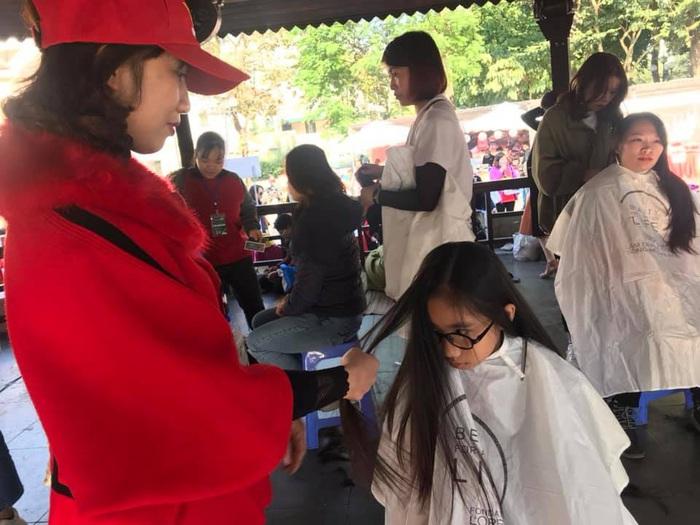 Làm đẹp ở ngày hội Mottanai cũng là ủng hộ cho trẻ thiệt thòi - Ảnh 5.