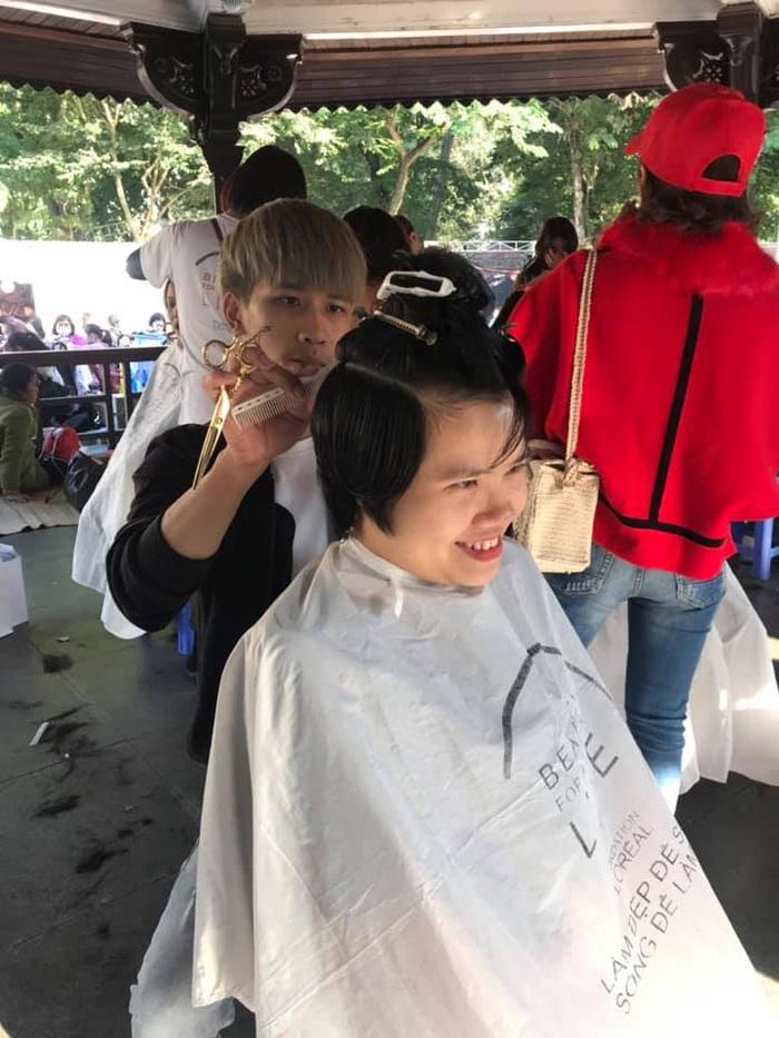 Làm đẹp ở ngày hội Mottanai cũng là ủng hộ cho trẻ thiệt thòi - Ảnh 1.