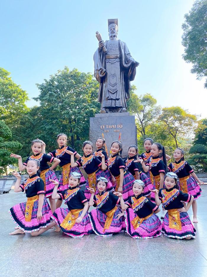 Dàn diễn viên múa nhí hóa thân thành… cô Mị tại Ngày hội Mottainai 2019 - Ảnh 5.