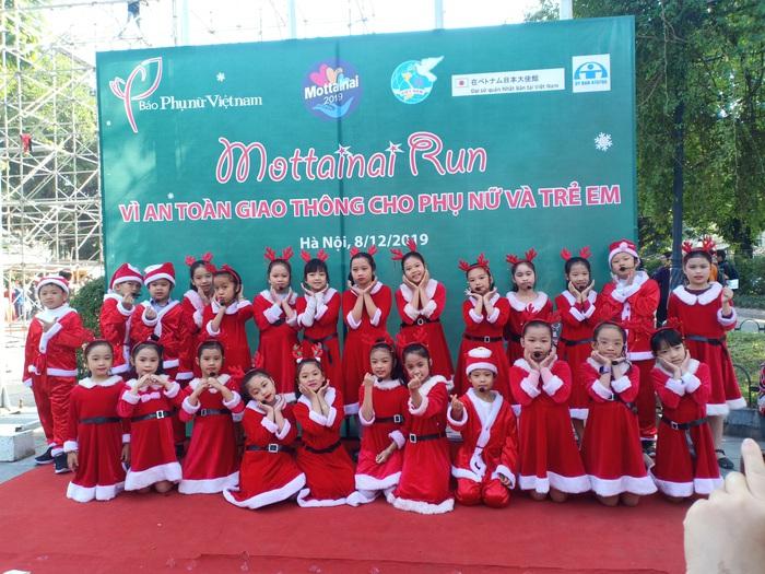 Sôi động màn hát múa Noel thiếu nhi tại Ngày hội Mottainai - Ảnh 4.
