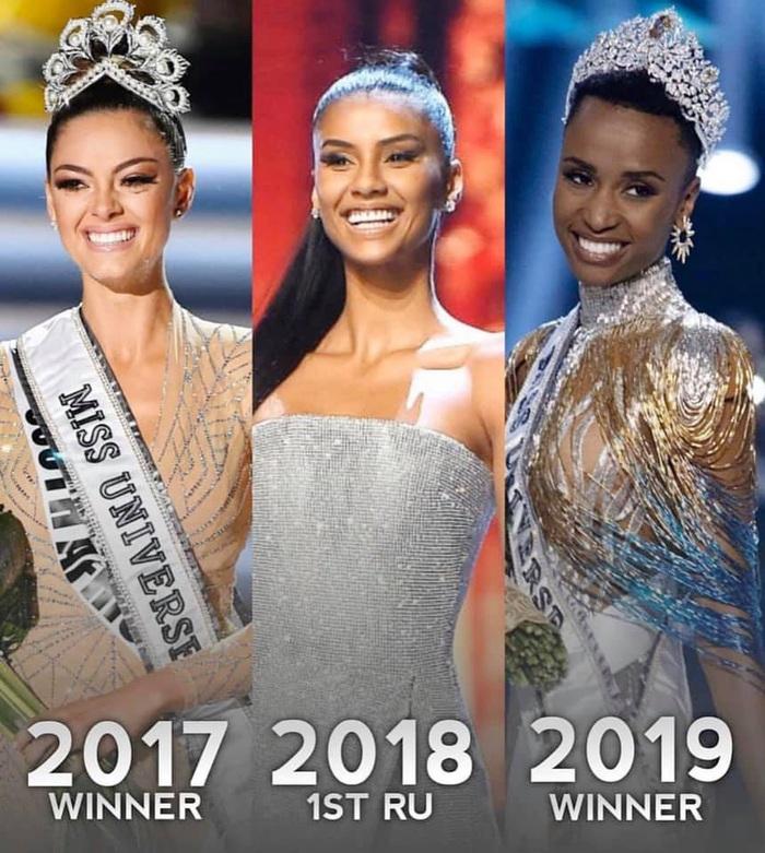 Mỹ nhân tóc ngắn Nam Phi đăng quang Hoa hậu Hoàn vũ 2019 - Ảnh 9.