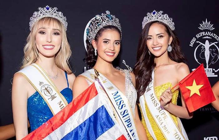 Ngọc Châu đoạt giải Hoa hậu Siêu quốc gia châu Á 2019 - Ảnh 3.