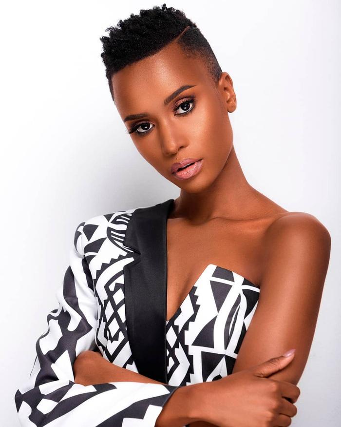 Mỹ nhân tóc ngắn Nam Phi đăng quang Hoa hậu Hoàn vũ 2019 - Ảnh 7.