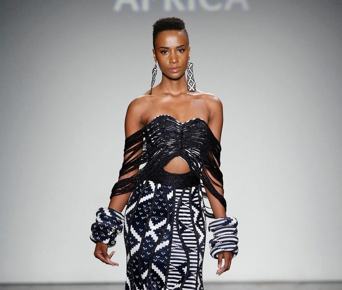 Mỹ nhân tóc ngắn Nam Phi đăng quang Hoa hậu Hoàn vũ 2019 - Ảnh 5.