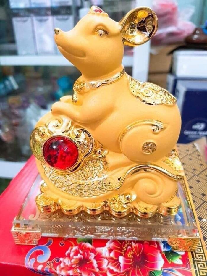 Điểm danh những chú chuột vàng 'thống trị' thị trường quà tặng Tết 2020 - Ảnh 2.